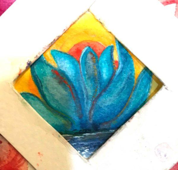 Lotus in Progess