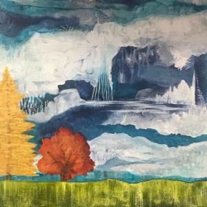 Autumn Sky (c) Marika Reinke 2019