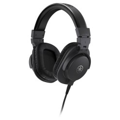 Yamaha HPH-MT5 Studio Monitor Headphones, Black