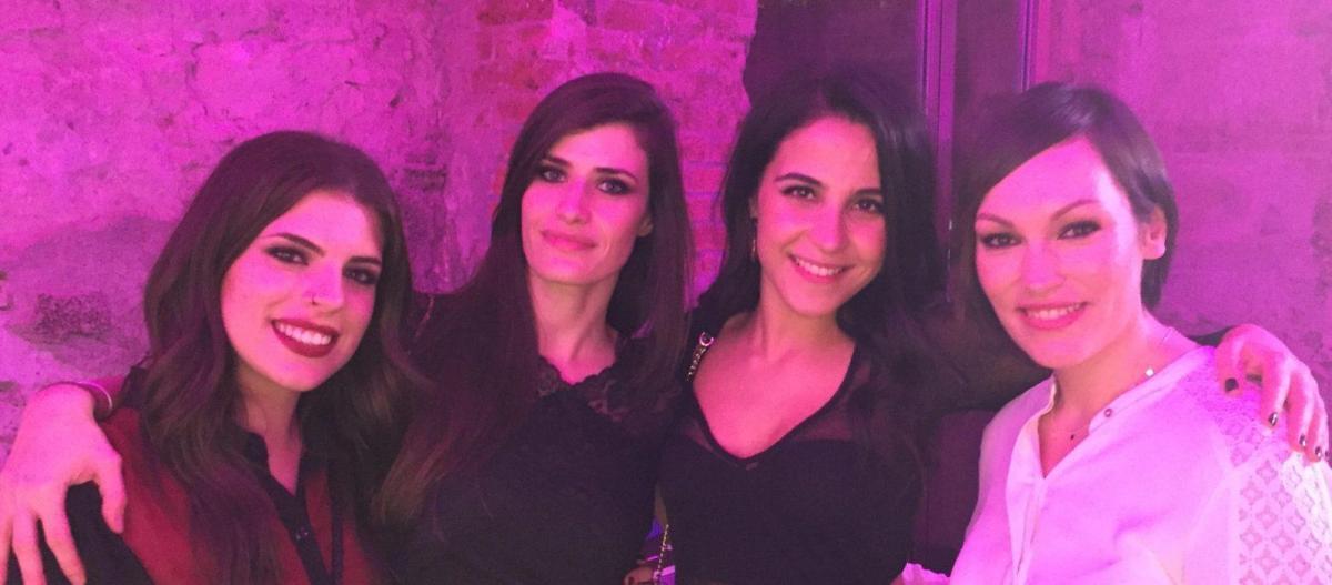 Aina, yo, Reyes y Alba