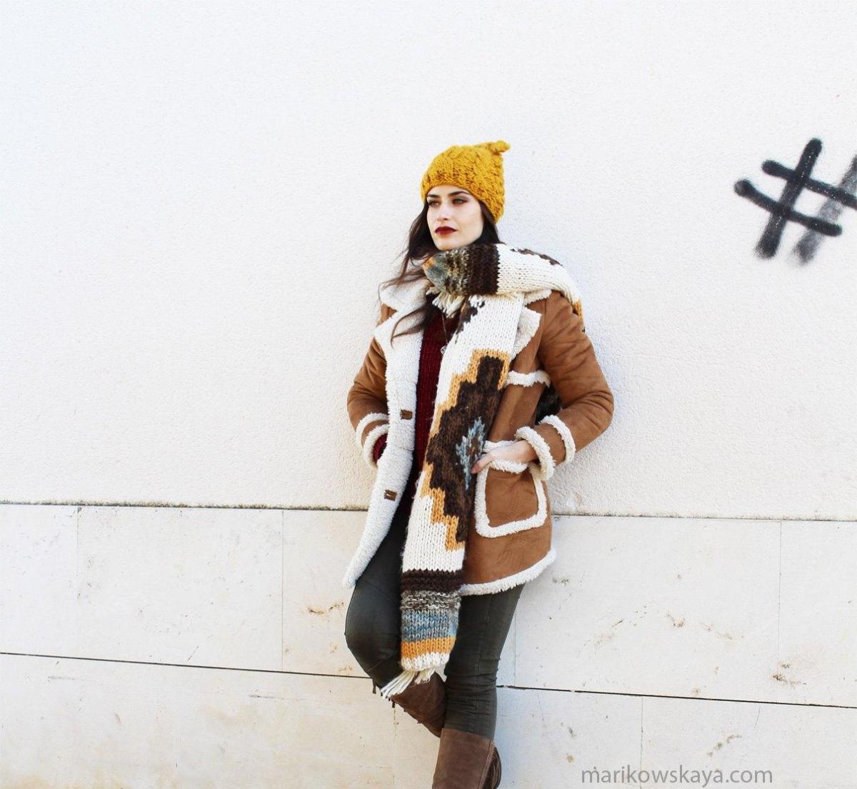 marikowskaya street style botas con flecos16
