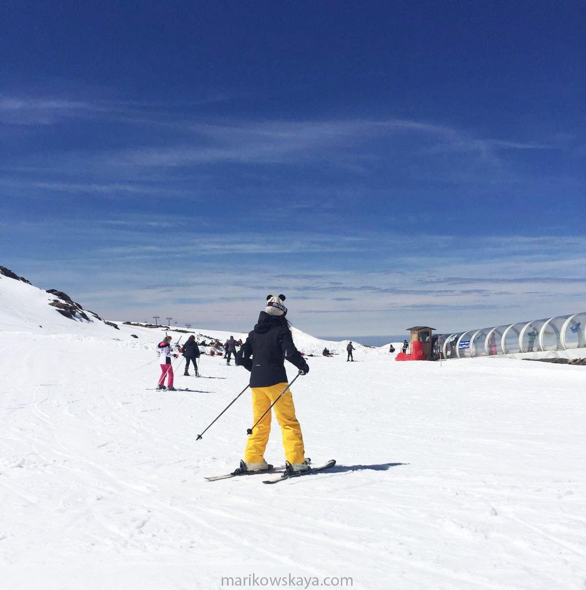 granada - sierra nevada - ski 5