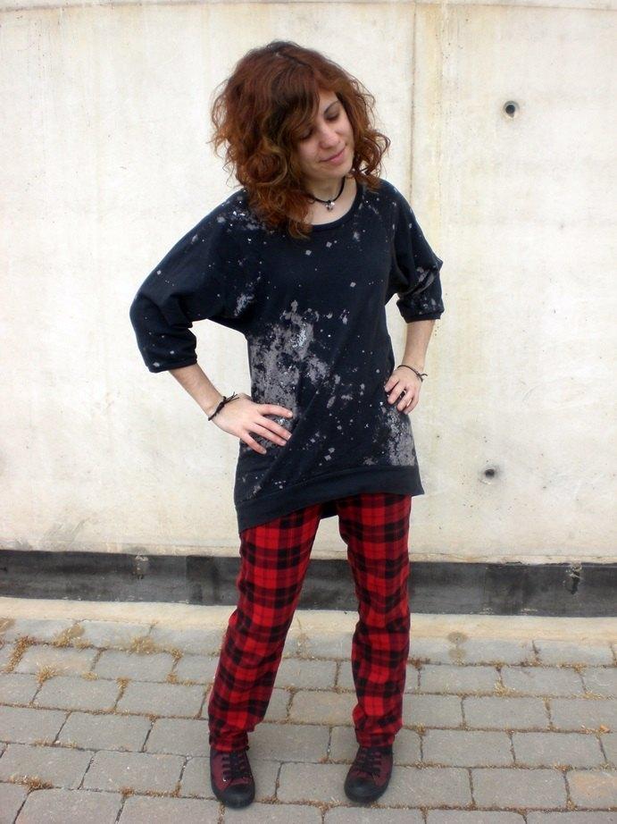 marikowskaya lansy tartan pants (2)