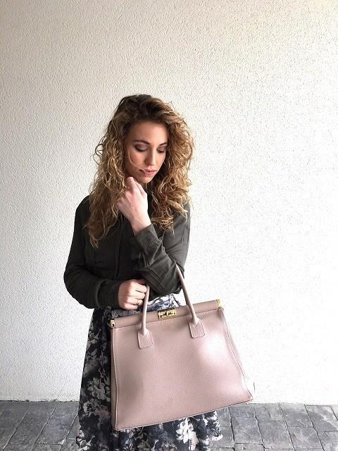 marikowskaya street style jennifer midi skirt (3)