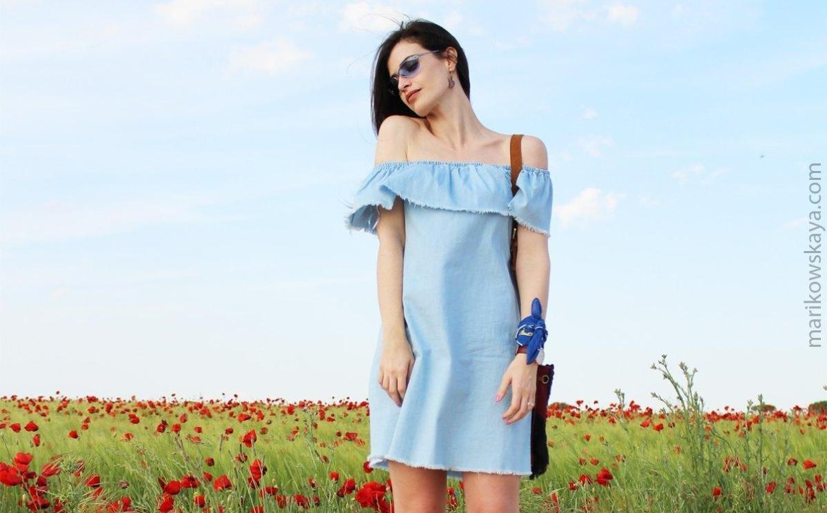 marikowskaya street style off-shoulders tops 13