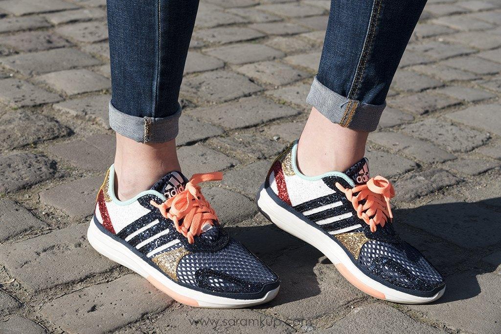 marikowskaya street style sara adidas stella sport  (9)