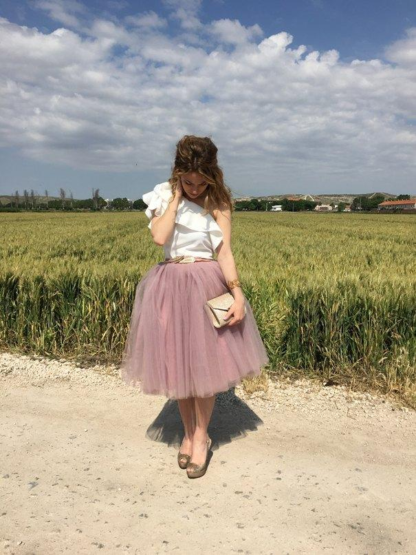 marikowskaya street style jennifer falda de tul (1)