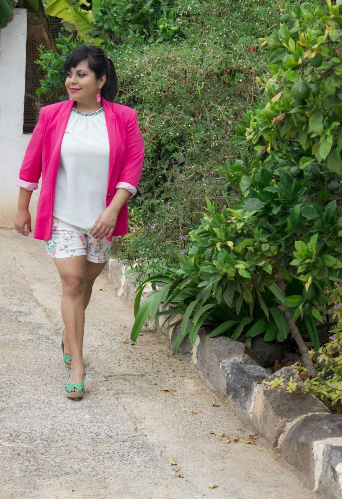 marikowskaya street style lulu blazer rosa (1)