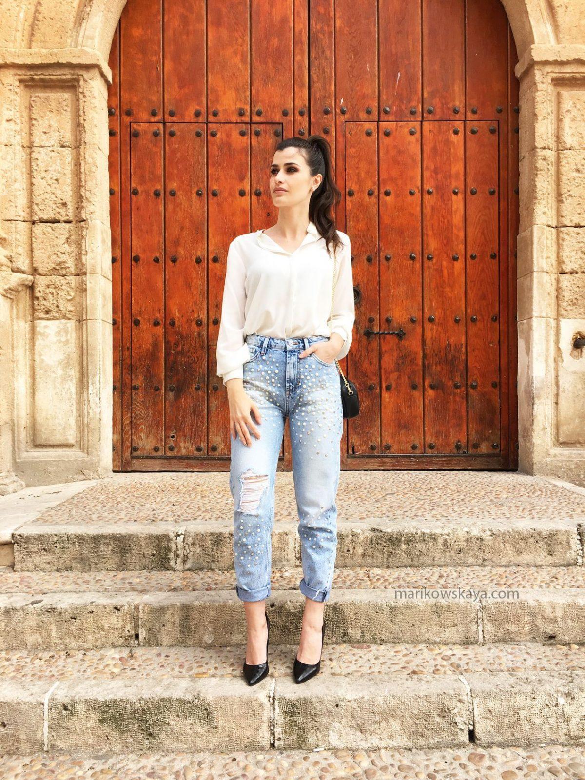 marikowskaya street style mom jeans (13)