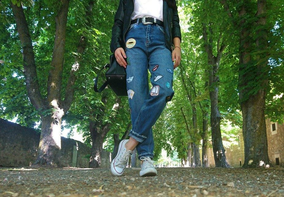 marikowskaya street style lu mom jeans (2)
