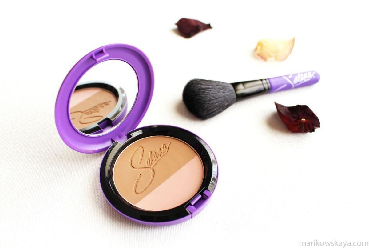 mac-selena-blush-duo-techno-cumbia-brocha
