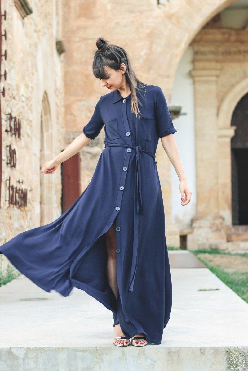 marikowskaya-street-style-amparo-blue-zara-dress-10