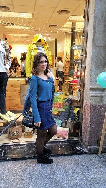 marikowskaya street style lorena falda vaquera (4)