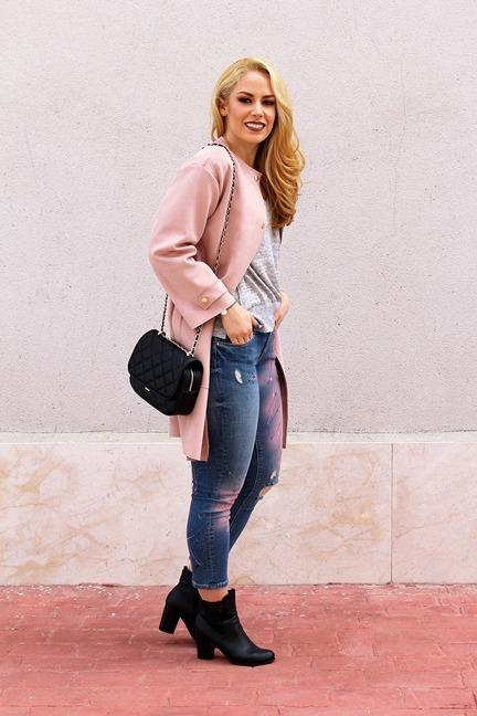marikowskaya street style patripaan abrigo rosa (6)