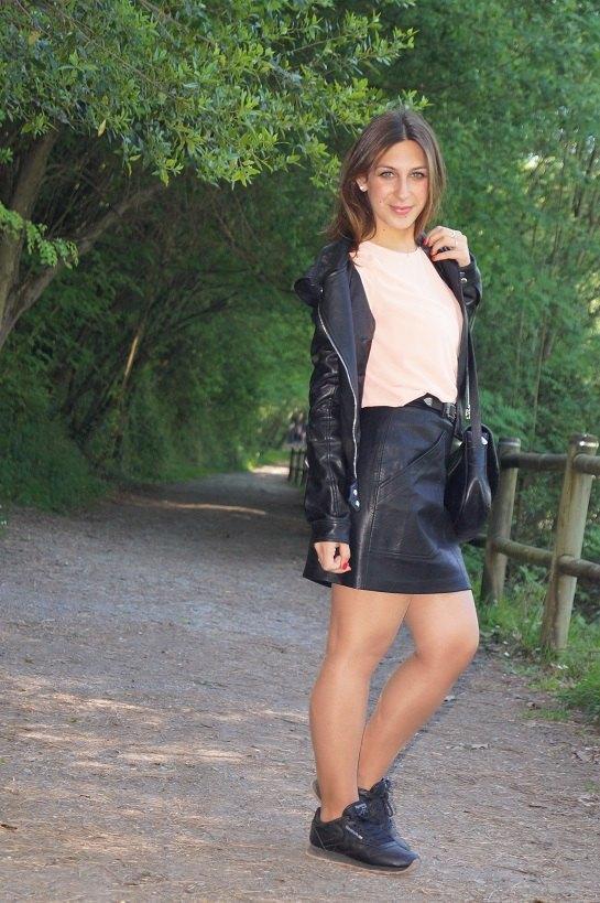 marikowskaya street style lorena falda polipiel (3)