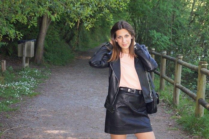 marikowskaya street style lorena falda polipiel (5)