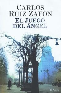 """#MarikoLee: """"El juego del ángel"""" de Carlos Ruiz Zafón"""