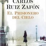 #MarikoLee: «El prisionero del cielo» de Carlos Ruiz Zafón
