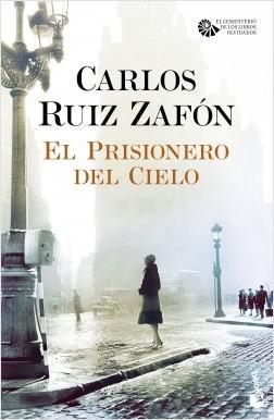 """#MarikoLee: """"El prisionero del cielo"""" de Carlos Ruiz Zafón"""