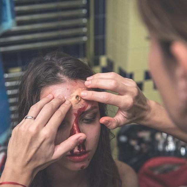 Marilena Maglio Make Up Artist Trucco Sposa Milano trucco effetti speciali trucco set televisivi truccatrice Milano 2