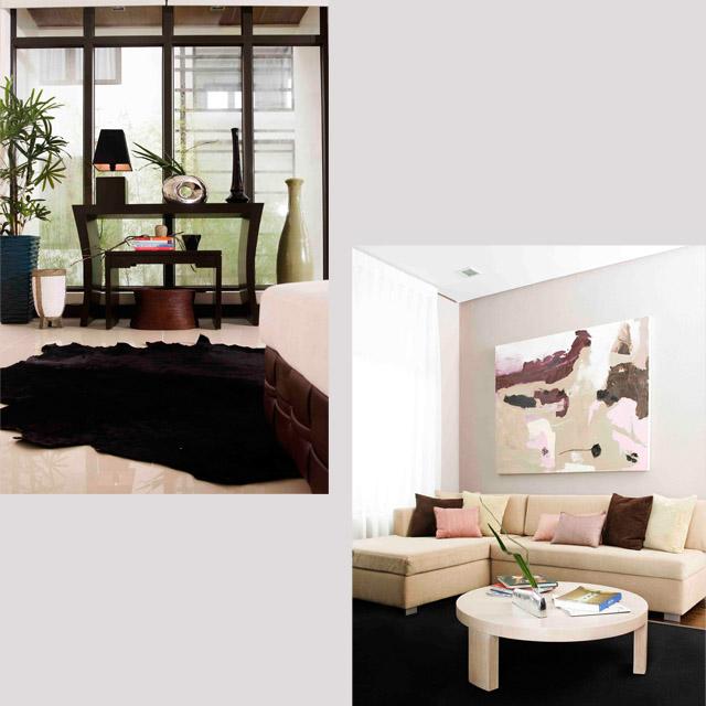 The Helena Model Unit Family Room