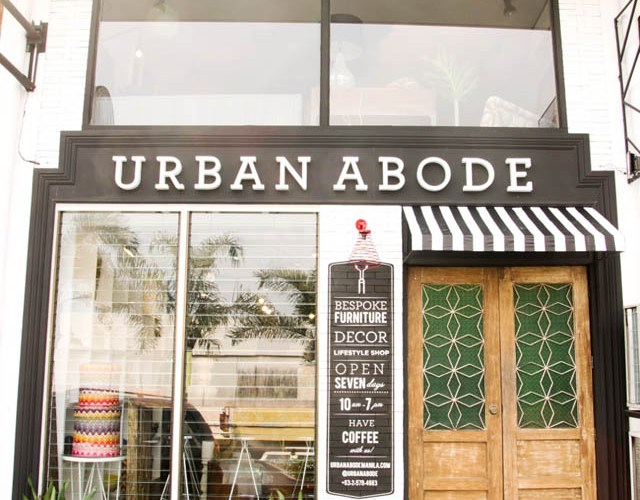 Urban Abode, A Great Shop for the Home