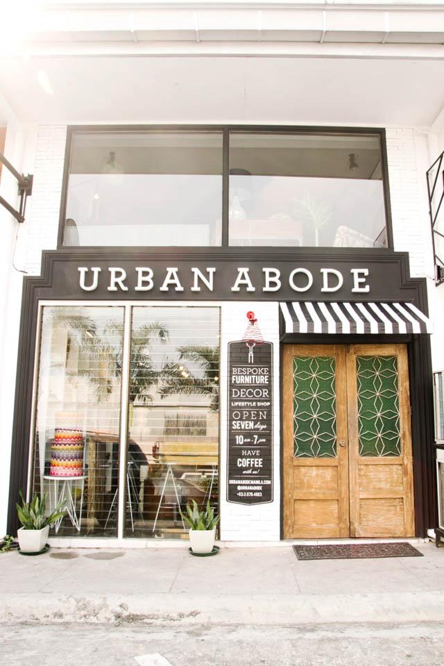 Urban Abode exterior