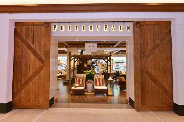 Pottery Barn Manila now open!