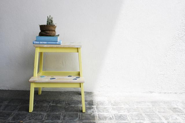 marilenstyles.com Bekvam stool