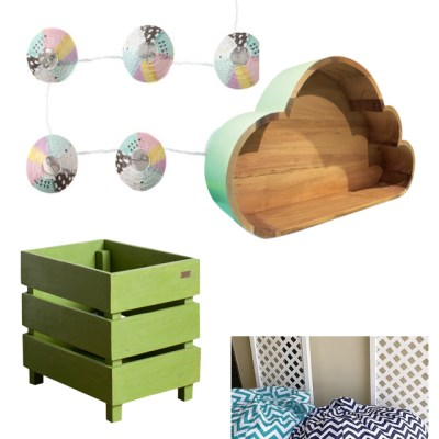 8 Weeks To #Inspiredhomeliving Day 8- Kids Rooms