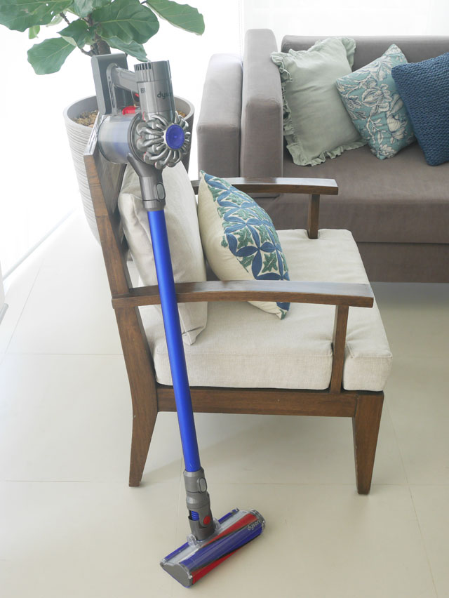 The Dyson Fluffy DC74