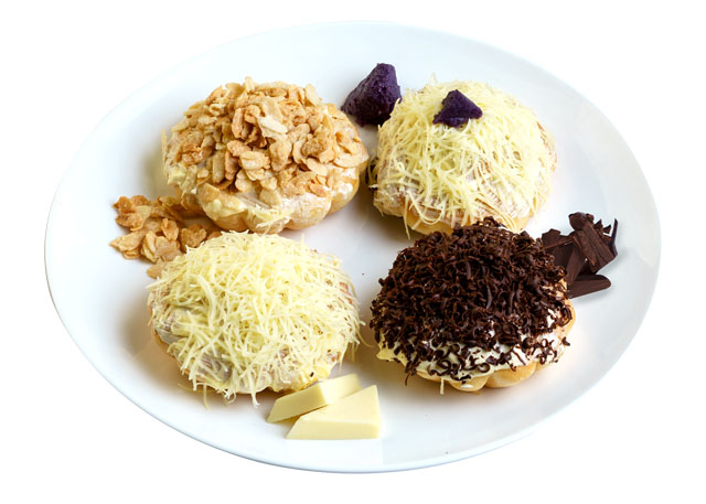 Ensaymada for merienda