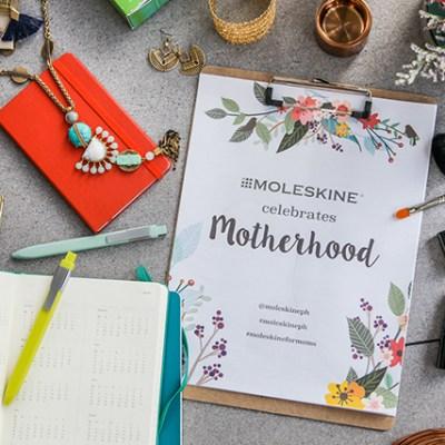 Celebrating The Journey of Motherhood With Moleskine
