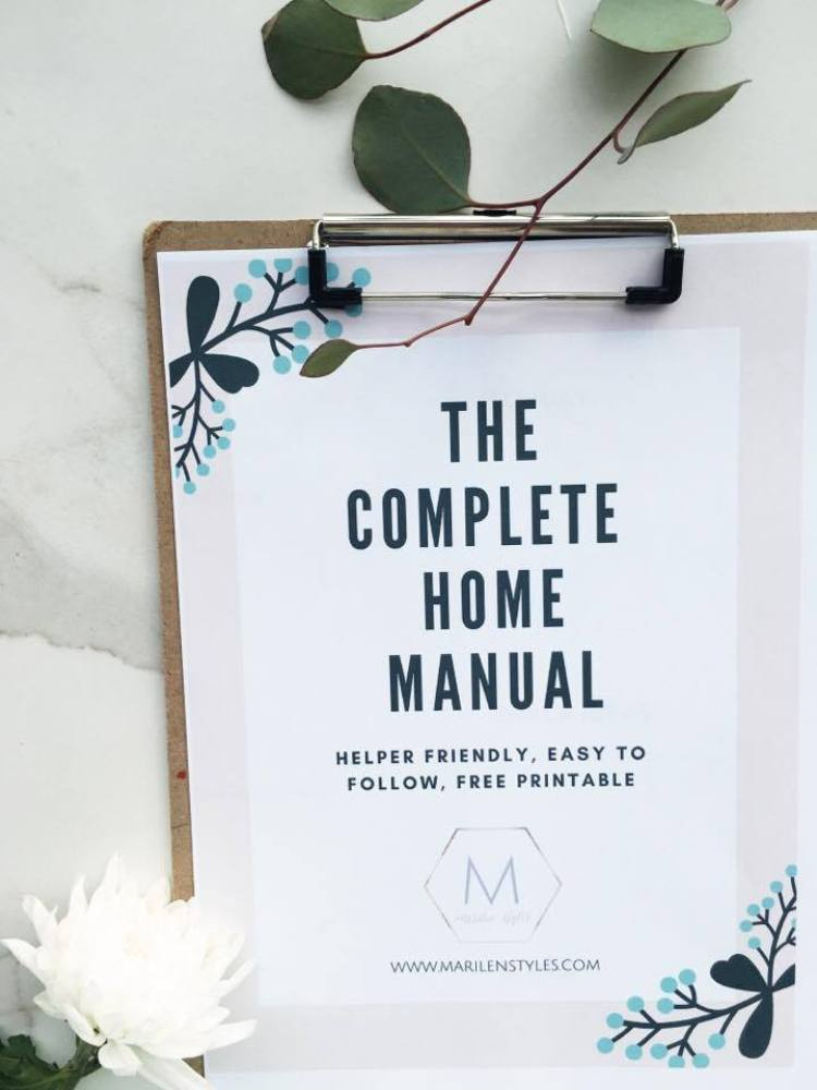 The Complete Home Manual