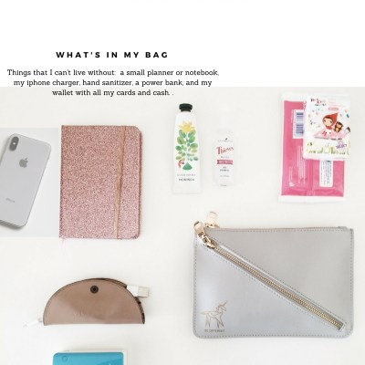 The Most Important Everyday Handbag Essentials
