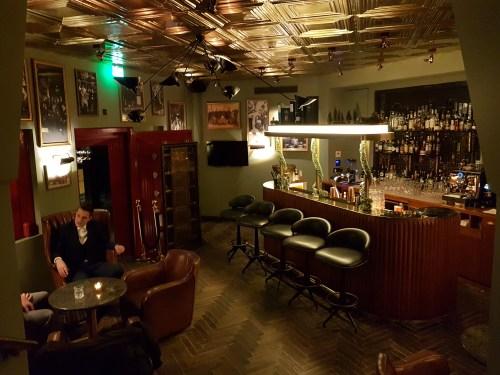 The Gold Bar (fluisterbar)
