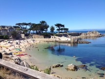Bike Beach In Monterey County And Care