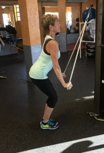 tricep workout, fitness, gym,