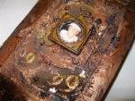 Rusty Altered Book