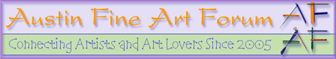 Austin Fine Art Forum Header