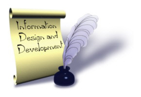 Information Design and Development Logo