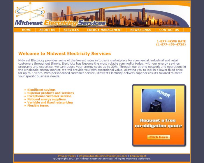 Midwest Electricity Services