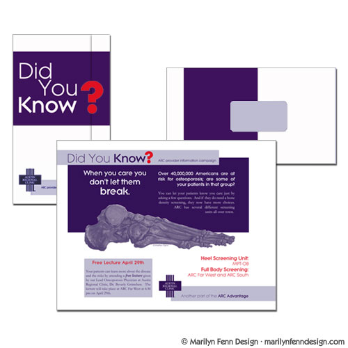 Did You Know Mailouts