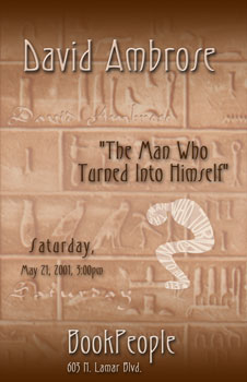 Who Turned into Himself Poster