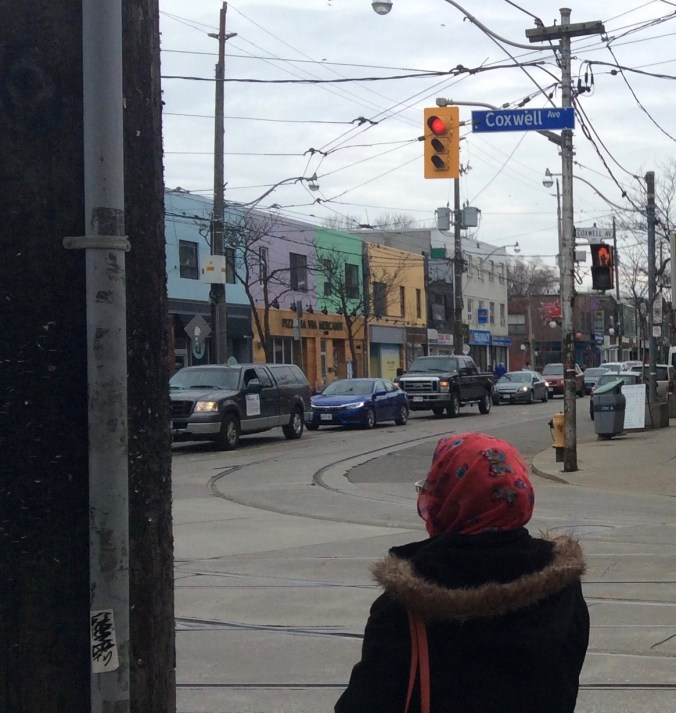 Coxwell Street is key part of crime story setting