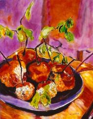 Candied Apples 24x30