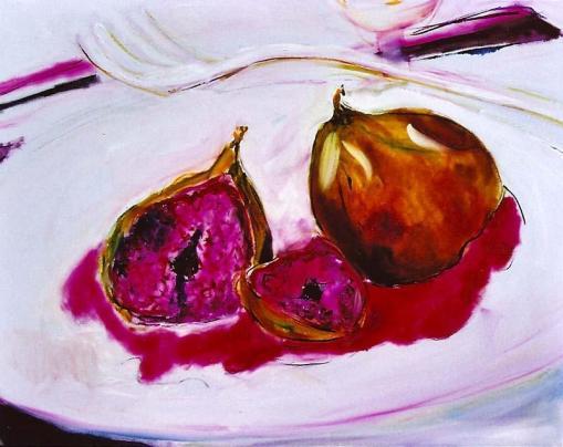 Juicy Figs 24x30