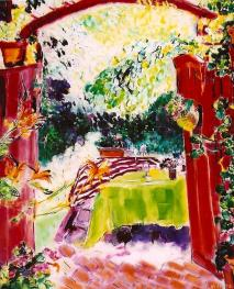 The Red Gate 24x30