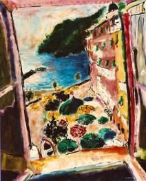 View of Cinque Terre, Italy 24x30