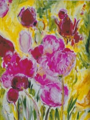 Tulips II 24x30